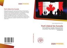 Portada del libro de Parti Libéral du Canada