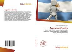 Обложка Argentine Comics