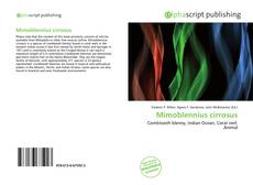 Bookcover of Mimoblennius cirrosus