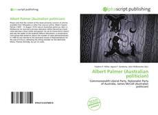 Bookcover of Albert Palmer (Australian politician)