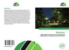 Bookcover of Babolsar