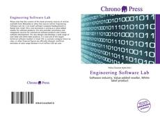 Bookcover of Engineering Software Lab