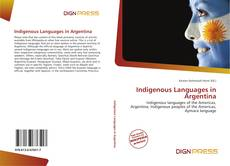 Bookcover of Indigenous Languages in Argentina