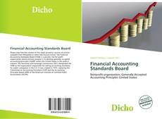 Buchcover von Financial Accounting Standards Board