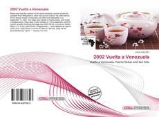 Bookcover of 2002 Vuelta a Venezuela