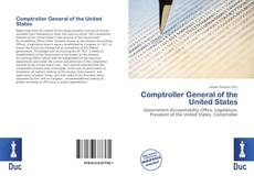 Comptroller General of the United States的封面