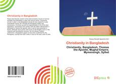 Capa do livro de Christianity in Bangladesh