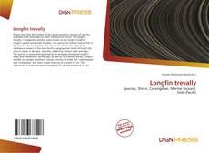 Обложка Longfin trevally