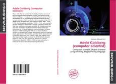Bookcover of Adele Goldberg (computer scientist)