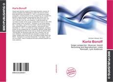 Bookcover of Karla Bonoff