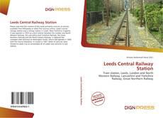 Capa do livro de Leeds Central Railway Station