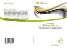Bookcover of Barbara Brousal