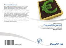 Buchcover von Financial Statement
