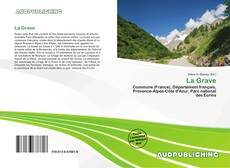 Bookcover of La Grave