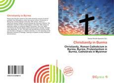Capa do livro de Christianity in Burma
