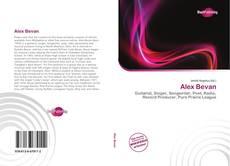Bookcover of Alex Bevan