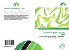Cumbria Rugby League Team的封面