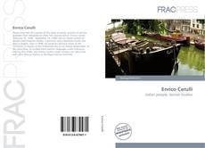 Capa do livro de Enrico Cerulli