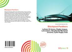 Buchcover von Blackpool Panthers