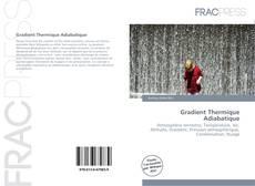 Bookcover of Gradient Thermique Adiabatique