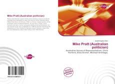 Portada del libro de Mike Pratt (Australian politician)