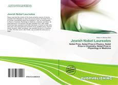 Capa do livro de Jewish Nobel Laureates