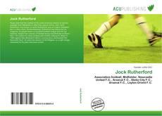 Buchcover von Jock Rutherford