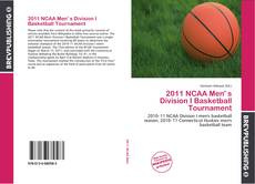 Обложка 2011 NCAA Men' s Division I Basketball Tournament