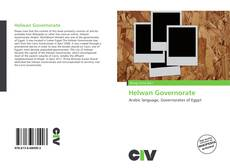 Bookcover of Helwan Governorate