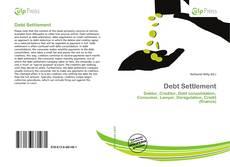 Buchcover von Debt Settlement