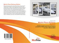 Bookcover of Martin Place Railway Station