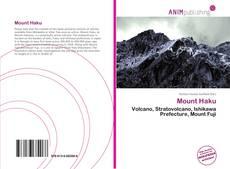 Capa do livro de Mount Haku