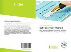 Buchcover von Debt-snowball Method