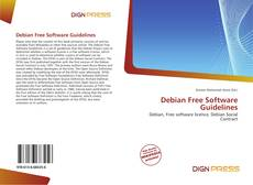 Обложка Debian Free Software Guidelines