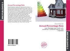 Borítókép a  Annual Percentage Rate - hoz