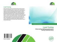 Borítókép a  Load Testing - hoz