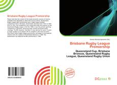 Capa do livro de Brisbane Rugby League Premiership