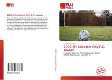 Bookcover of 2000–01 Leicester City F.C. season