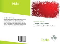 Kovilje Monastery kitap kapağı
