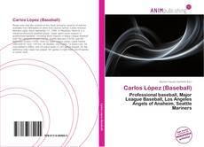 Carlos López (Baseball) kitap kapağı