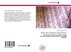 Bookcover of Jour des Quatre Sorcières