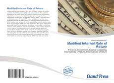Modified Internal Rate of Return的封面