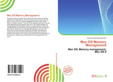 Bookcover of Mac OS Memory Management
