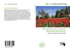 Donskoy Monastery kitap kapağı