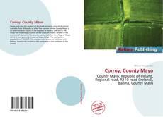 Portada del libro de Corroy, County Mayo