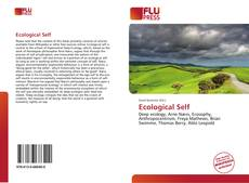 Bookcover of Ecological Self