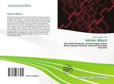 Bookcover of Adrien Albert