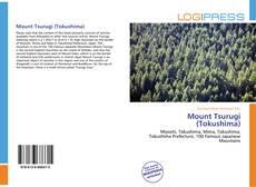 Mount Tsurugi (Tokushima)的封面