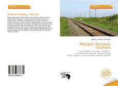 Bookcover of Meppel Railway Station