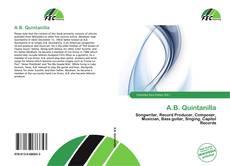Bookcover of A.B. Quintanilla